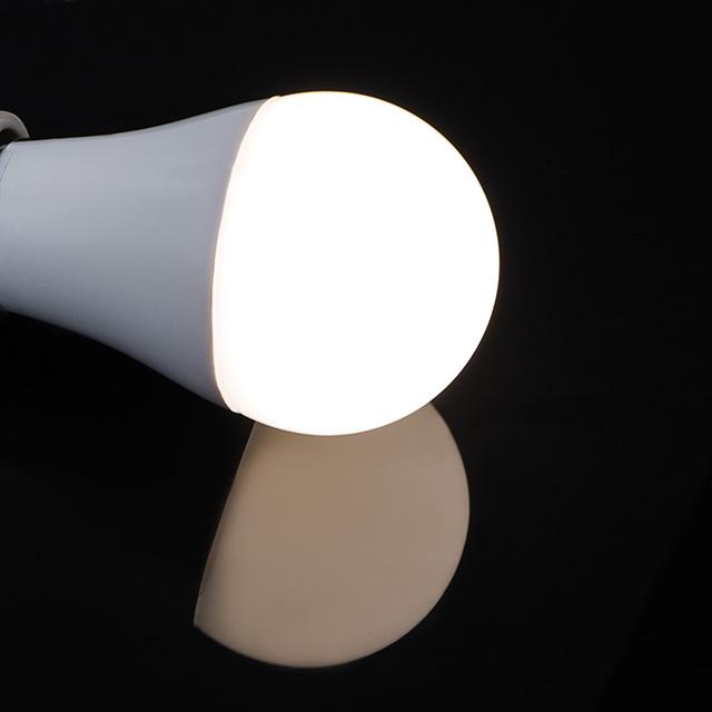 Wielokolorowa żarówka LED TriColor - barwa neutralna 4000K