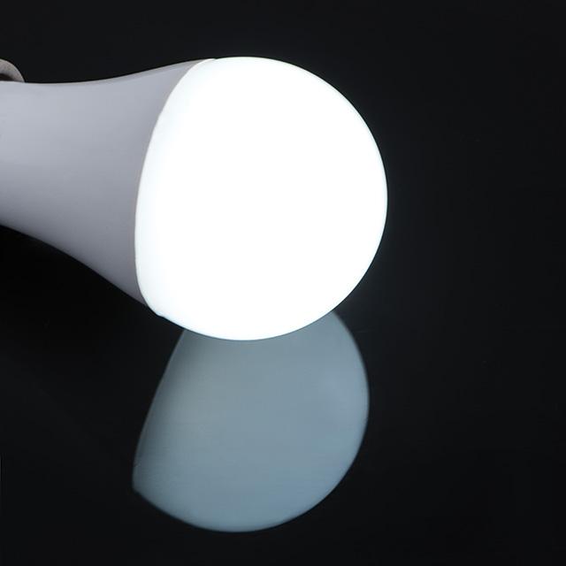 Wielokolorowa żarówka LED TriColor - barwa zimna 6500K