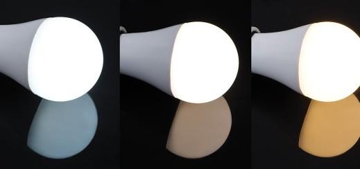 Kanlux TriColor LED E27 GU10