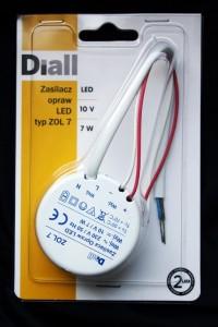 Zasilacz Diall ZOL
